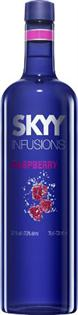 Skyy Vodka Infusions Raspberry 1.00l